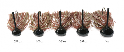 DRT Shuttle Swim Jig